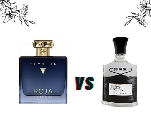 Roja Elysium Vs Creed Aventus