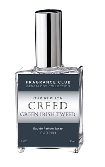 Creed Green Irish Tweed Review 2